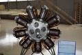 Walkaround роторный двигатель le Rhone 9C, Sintra, Portugal