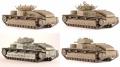 1/72 Серия танков Т-28