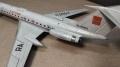 Звезда 1/144 Ту-134 Президентский борт