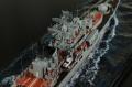 Как сделать реалистичную воду для моделей кораблей