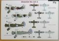 Airfix 1/72 Hs-123 - Мохнатый жук