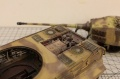 Takom 1/35 Тяжелый танк Pz. Kpfw. VI Ausf. B Tiger II башня Хеншель