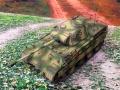 Звезда 1/72 Т-V Пантера