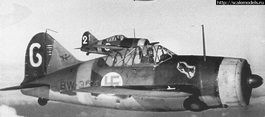 #1605855/ МАВИ 1/72 Brewster B-239 Финских ВВС(#13970) - обсуждение Закрыть окно