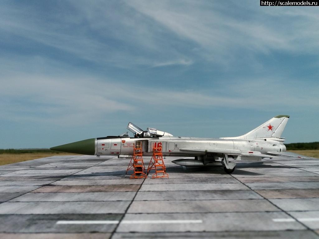 Trumpeter 1/72 Су-15 УТ/ Trumpeter 1/72 Су-15 УТ(#13988) - обсуждение Закрыть окно