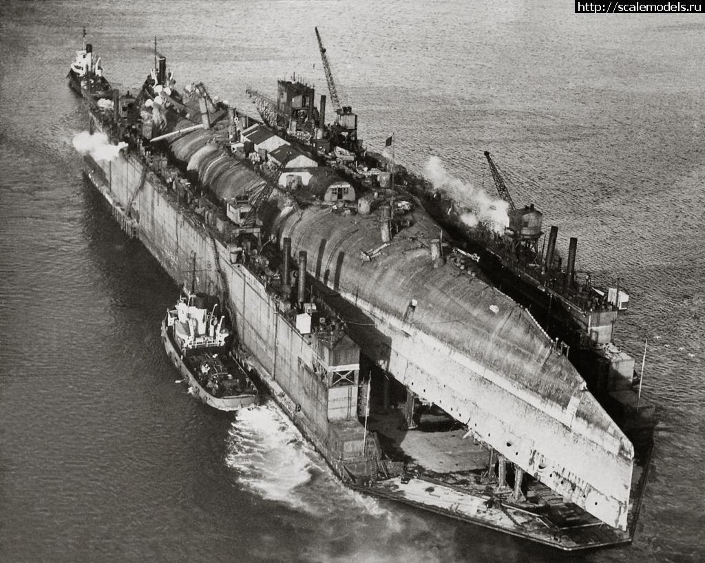 #1608410/ Германский линейный крейсер Seydlitz + травло Infini-model Закрыть окно
