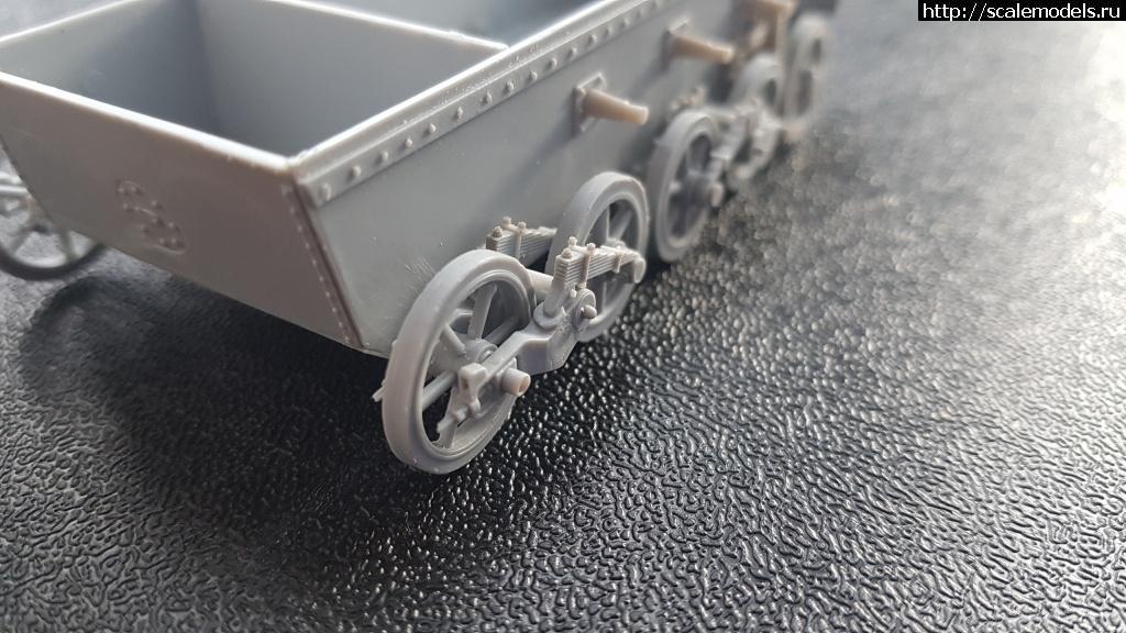 #1608590/ Kleiner Panzerbefehlswagen 1KLA 1/35 Master Box Закрыть окно
