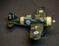 МАВИ 1/72 Brewster B-239 Финских ВВС