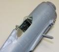 Tamiya 1/72 P-47D-15 Thunderbolt - Горшок с голубой каёмочкой