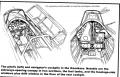Arii 1/72 Ki-15 II - Полосатый Бебс