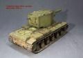 Моделист/Trumpeter 1/35 Тяжелый танк КВ-2, выпуска май-июнь 1941 г.