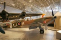 AZ Model 1/72 Spitfire Mk.IX CF-NUS - Civil Service