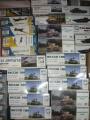 Ликвидация склада моделей БТТ и Авиации.