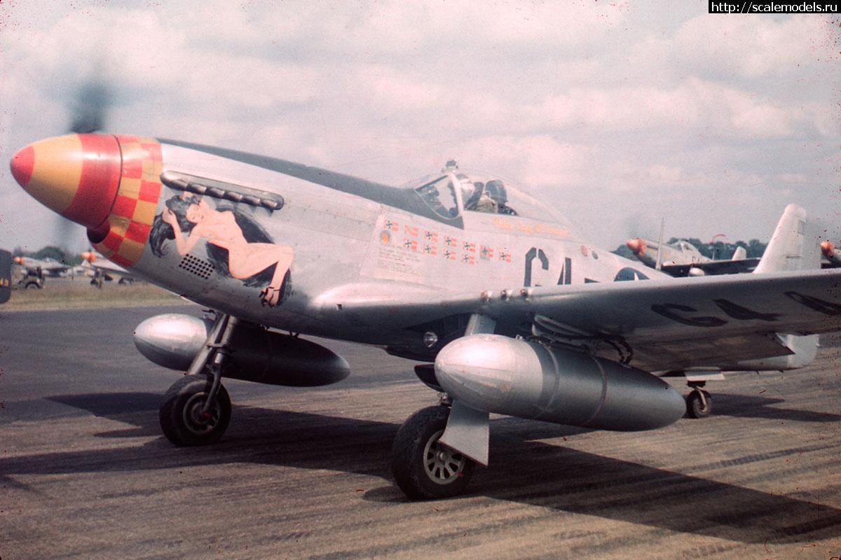 #1611446/ Tamiya 1/72 P-51D готов. Закрыть окно