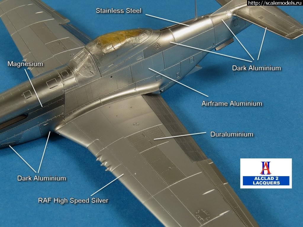 #1611513/ Tamiya 1/72 P-51D готов. Закрыть окно