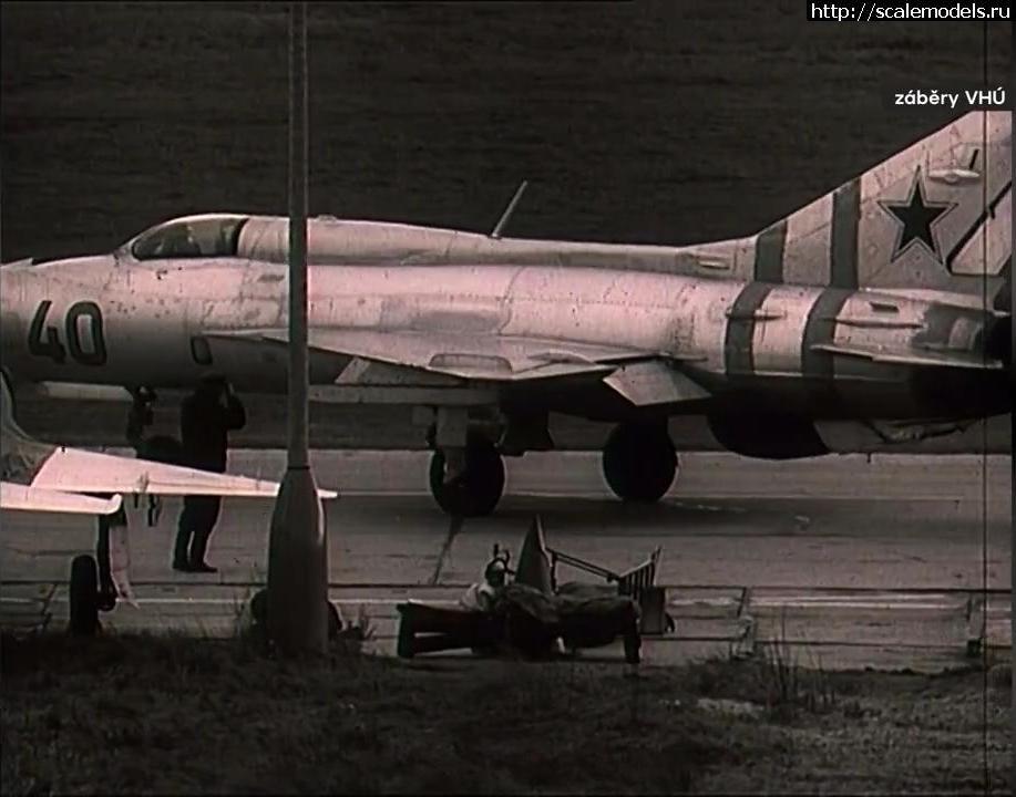 #1612340/ МиГ-21ПФ (Тип 76) Эдуарда в 72 масштабе Закрыть окно