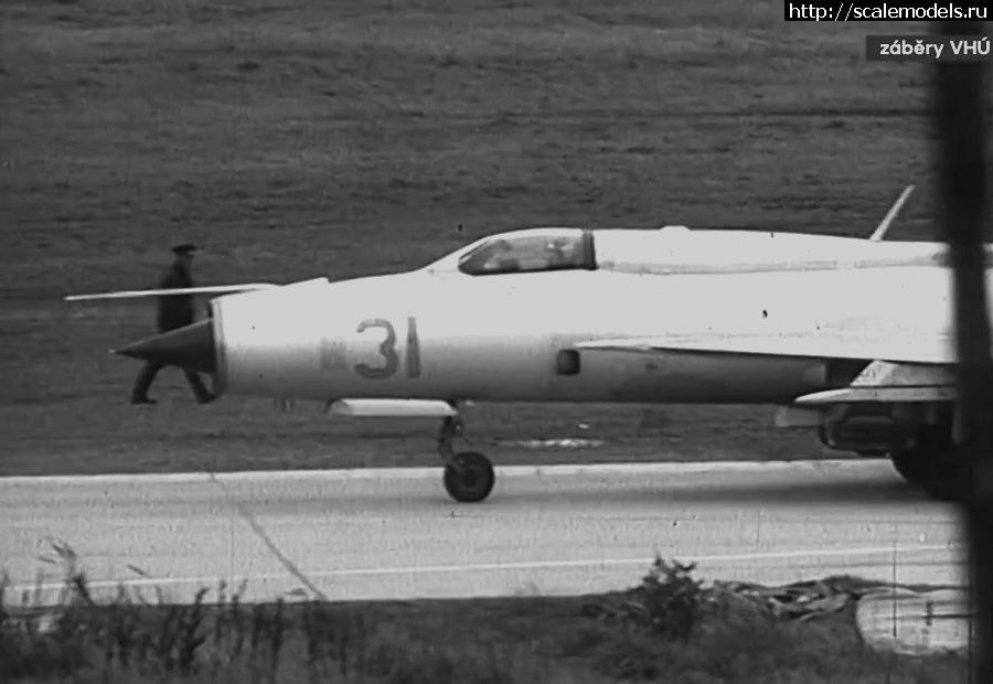 #1612347/ МиГ-21ПФ (Тип 76) Эдуарда в 72 масштабе Закрыть окно