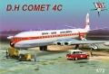 Обзор Mach II 1/72 Comet C-4