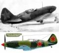 Альфа 1/72 МиГ-3 (обр. 1941), 180 ИАП, Западный фронт, 1941