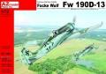 AZ model 1/72 FW-190D-13