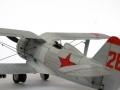 ICM 1/72 Поликарпов И-153