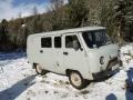 1/43 УАЗ-3909 - Звезда с доработками