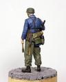 Andrea Miniatures 1/35 Немецкий парашютист, Голландия 1940 г.