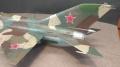 Trumpeter 1/48 МиГ-21УМ