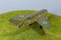 Huma Modell 1/72 Me P1106 Jagdflugzeug 1:72