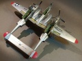 Hasegawa 1/48 P.38L Lightning, Bong, Richard Bong