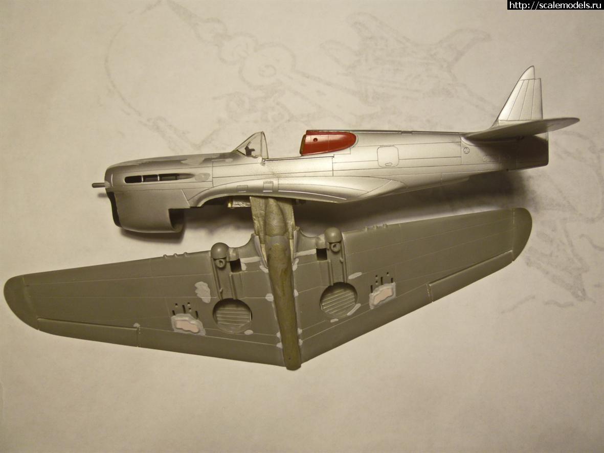 #1620392/ Mauve/Aeromaster 1/48 P-40F-20 Warha...(#14220) - обсуждение Закрыть окно