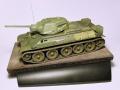 Звезда 1/35 Танк Т-34