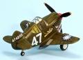 Шаржик Р-40 Warhawk