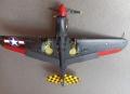Mauve/Aeromaster 1/48 P-40F-20 Warhawk - Такси для Дракулы