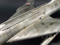 KP Models 1/48 Су-7БКЛ - Хвост с трубой