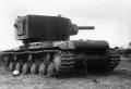 HobbyBoss 1/48 КВ-2 - Танк, потерянный на обочине