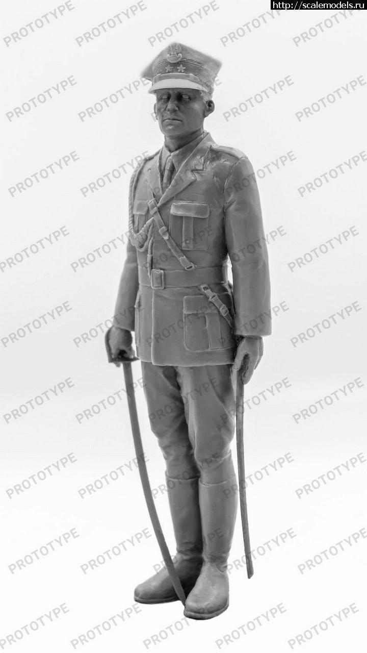 ICM 1/16 Polish Regiment Representative Officer (100% new molds) Закрыть окно