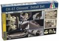 Обзор: конверсионные наборы для АСH-47A / CH-47 CHINOOK 1/48