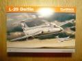 AMK/Eduard 1/48 L-29 Delfin - Реактор в действии
