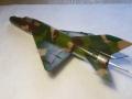 Trumpeter 1/48 МиГ-21УМ - Перепил трубача