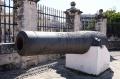 Walkaround 15-дюймовое орудие Rodman, La Fuerza Fort, Havana, Cuba