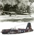 ARKmodels 1/72 Vultee А-31 Vengeance Mk.II (обр. 1941)