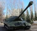 Walkaround тяжелый танк ИС-3, Парк Победы, Тольятти, Самарская область, Россия