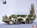 Trumpeter 1/35 9П78-1 ОТРК Искандер-М - Самоходная пусковая установка