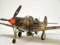 Eduard 1/48 P-39L - Кобра с бомбой