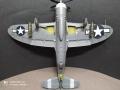 Tamiya 1/48 P-47D Thunderbolt - captain Walker Mahurin of the 56th Fighter Group