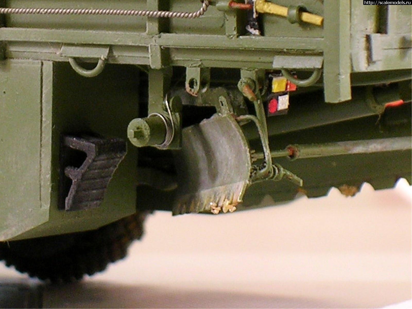 #1631208/ Машина инженерного обеспечения и маскировки 15М69 - ГОТОВО Закрыть окно