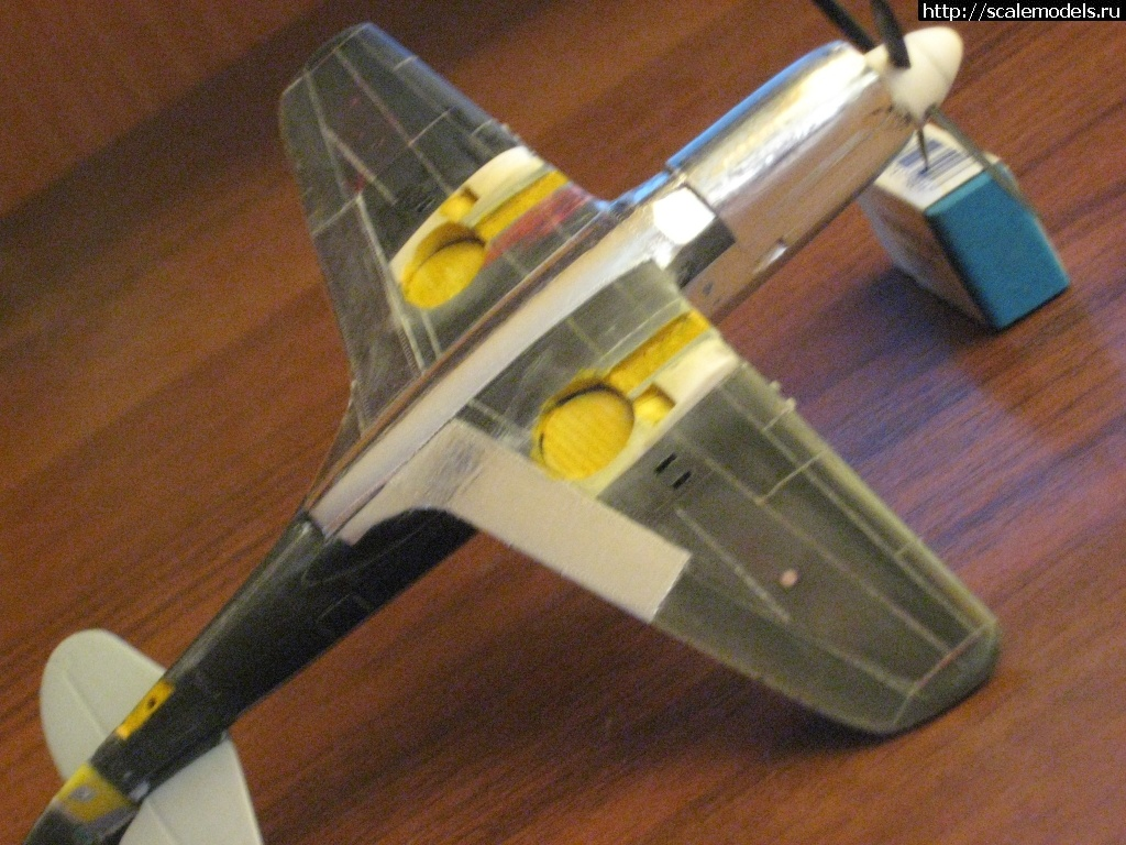 #1631931/ Eduard 1/72  Spitfire Mk VIII - На к...(#14316) - обсуждение Закрыть окно