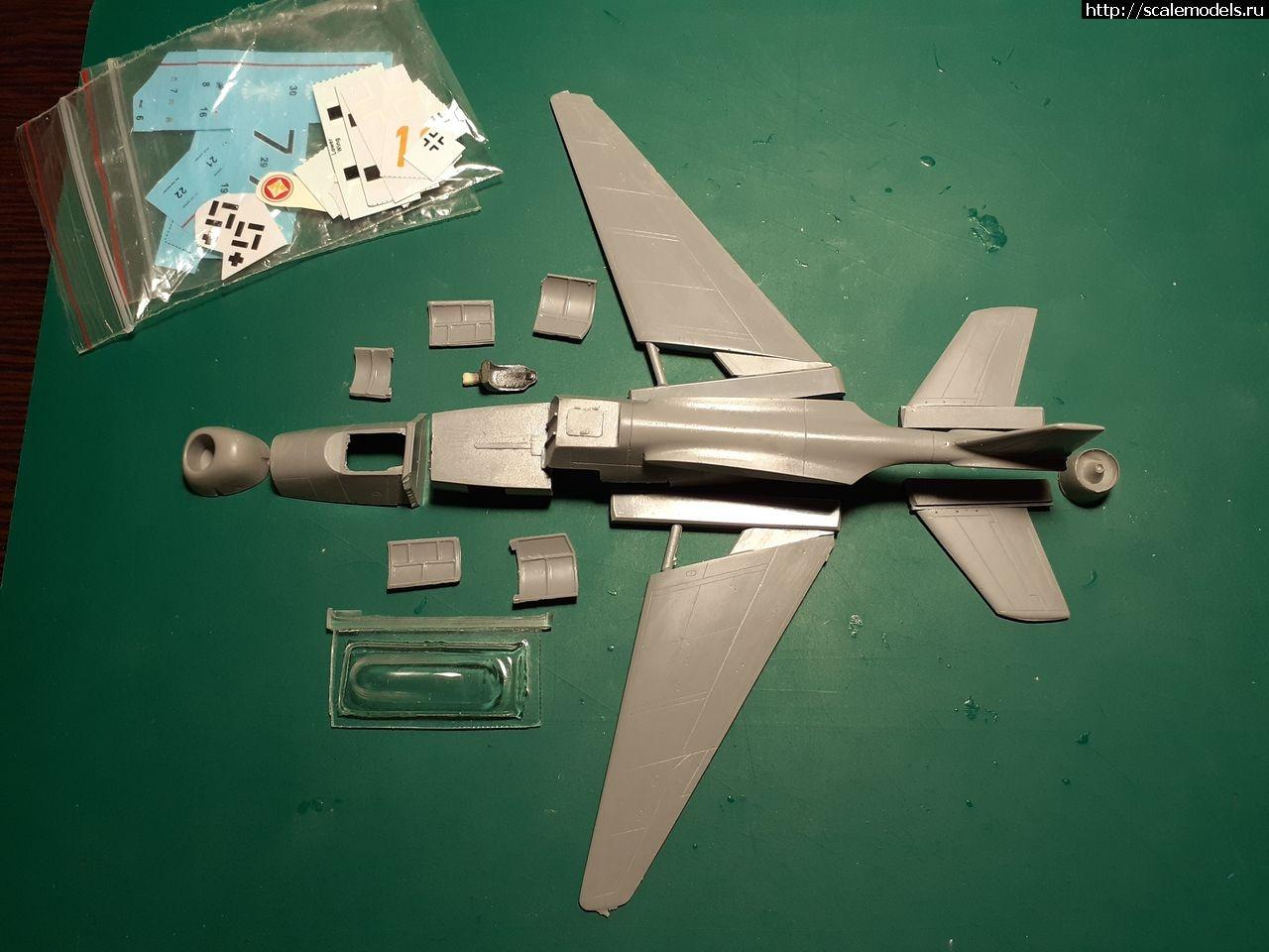 Blohm & Voss BV P.209.02 1:72 Airmodel (ГОТОВО) Закрыть окно