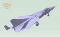 Анонс ClearProp 1/72 МиГ-23МЛД - 3Д-рендеры